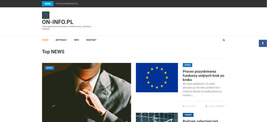 portal biznes