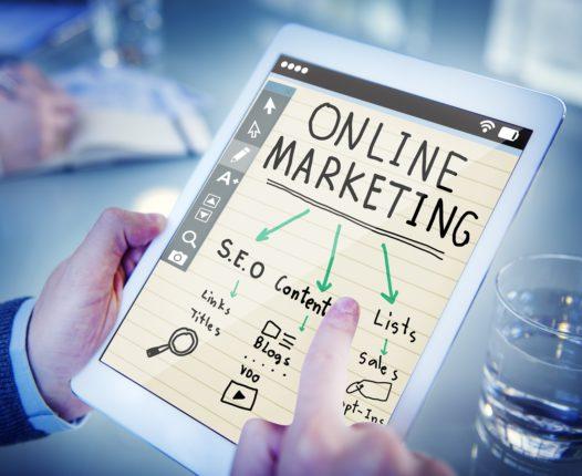 online marketing internetowy